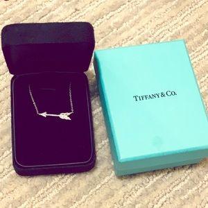 Tiffany & Co. Arrow Pendant